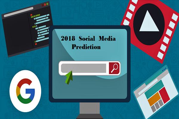 Social Media Trends in 2018.